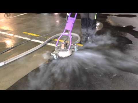 Ipari padlók tisztítása
