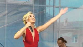Полина Гагарина - Give up - Драки Видео