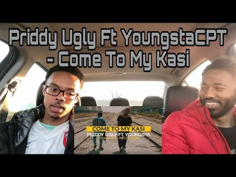Priddy Ugly ft. YoungstaCPT - Come To My Kasi (Official Music Video)   Shadow Views TV reaction