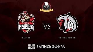 Empire vs C+4, Mr.Cat Invitational, game 2 [Tekcac]