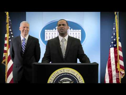 Mike Epps & Gary Owen - Obama   Biden Bust A Beat For Press