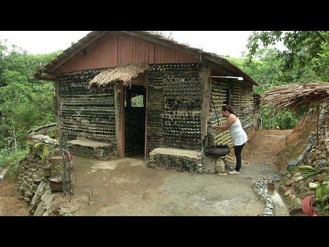 Βραζιλία: Ένα σπίτι από ανακυκλώσιμα υλικά
