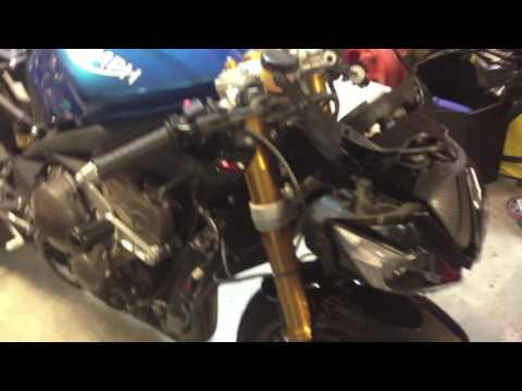 Andy's DIY: How the EXUP Valve Should Function (Triumph Daytona 675 2006-2012)