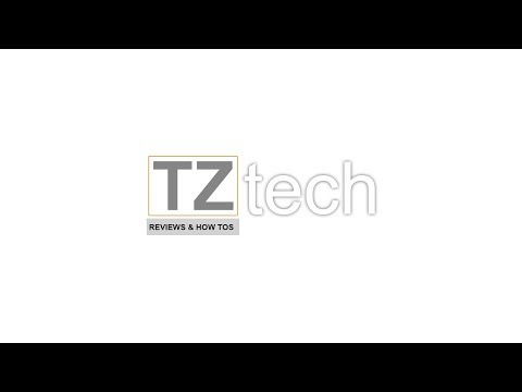 TZ Tech Into - New Animated