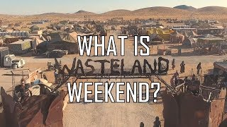 "Nonton ""What Is Wasteland Weekend?"" The Film Film Subtitle Indonesia Streaming Movie Download"