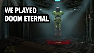 Doom Eternal: Unfinished by Giant Bomb