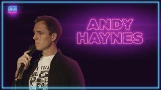 Andy Haynes - White Friends vs. Black Friends