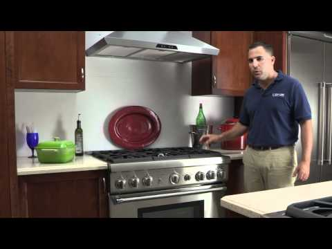 Thermador ProHarmony Range - Appliances NJ - TopLine Appliance Center New Jersey