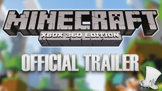 Official Trailer - Minecraft Xbox 360 Edition
