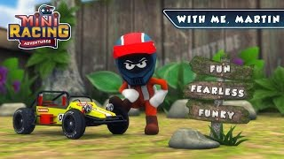 mini racing oyunu/mini racing games/ mini racing adventures android gameplay