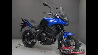 2. 2013  KAWASAKI  KLE650 VERSYS 650  - National Powersports Distributors