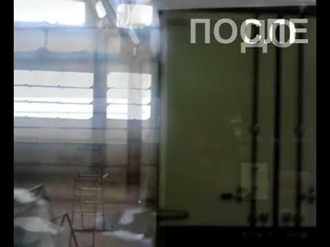 Изотермические ворота на фургон Пензатент г.Пенза