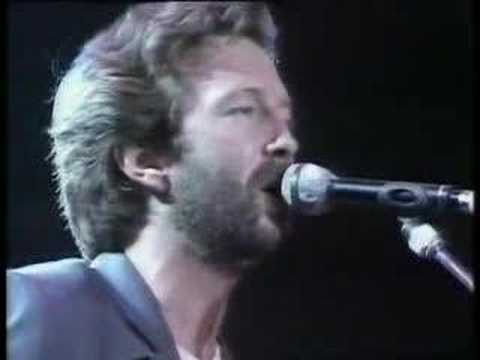 Eric Clapton & Friends – White Room