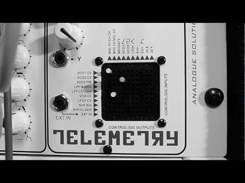 Analogue Solutions - Here's a look at the Analogue Solutions Telemetry (mini vostok) synthesizer. http://analoguesolutions.org.uk/v2/telemetry-mini-vostok/ This video features va...