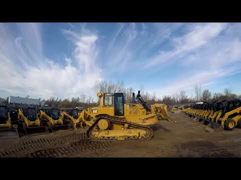 Caterpillar TRACTOARE CU ŞENILE D6TXWVP equipment video rvq1xGn4sCQ