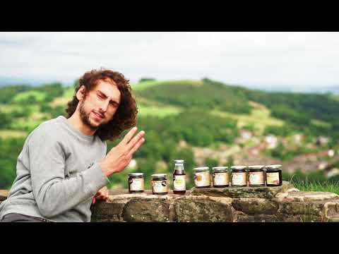 8 Great Taste Awards for wild food foraged preserves