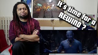 Disney's Aladdin - Special Look: Reaction!! Is it time for a rewind Will Smith?!