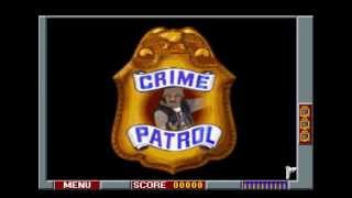 IE 9 PC games review - Crime Patrol (1993)