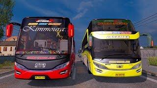 Video STJ Kimmoura Jalur lama alasroban ||ets2 bus mod indonesia MP3, 3GP, MP4, WEBM, AVI, FLV September 2018