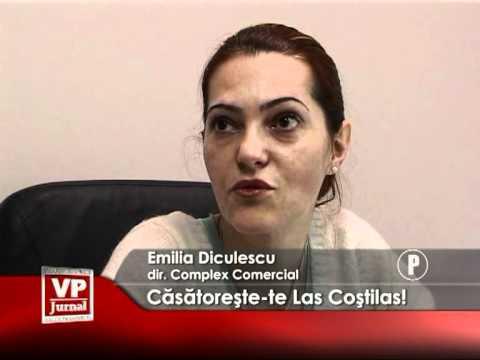Căsătoreşte-te Las Coştilas!