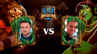 Forsen vs SuperJJ, game 1