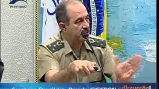 O Brasil tem um programa de monitoramento de suas fronteiras, o Sisfron, que está estimado em R$ 12 bilhões. Audiência pública promovida pela Comissão de Rel...