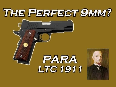 [HD] PERFECT 9mm? Para LTC 9mm 1911 in-depth review