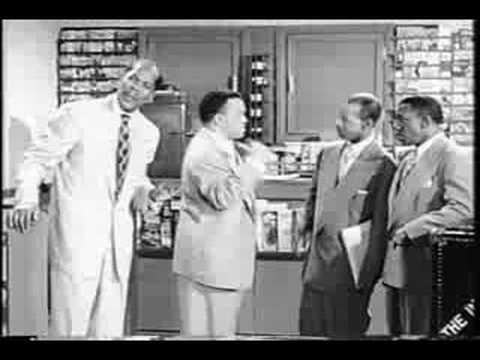 spots - The Ink Spots singing