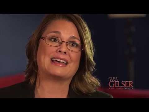 Just one Vote:  Sara Gelser for State Senate 2014