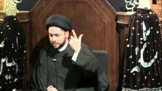 "6th Night of Muharram: ""Parents' Decision To Make A Child Good or Evil"" by Sayed Mothafar Al-Qazwini"