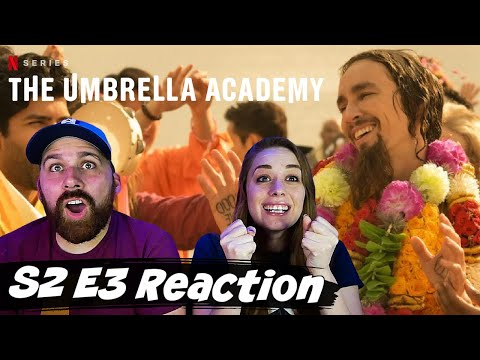 "The Umbrella Academy S2 E3 ""The Swedish Job"" Reaction & Review!"