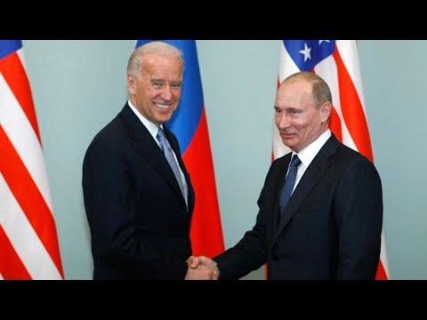 Joe Biden évoque les sujets qui fâchent avec Vladimir Poutine