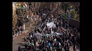 Élections 2019: Rassemblement de soutien à l'Armée organisé à Tlemcen- Canal Algérie