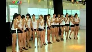 Vietnam's Next Top Model 2011 - Tập 5 (Full)