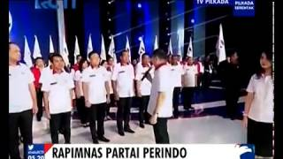Video Partai Perindo Gelar Rapimnas Pertama MP3, 3GP, MP4, WEBM, AVI, FLV Oktober 2018