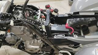 7. FAIL!!!! DONT DO THIS WRONG !!! Power commander 5 Raptor 700 pcv 2018