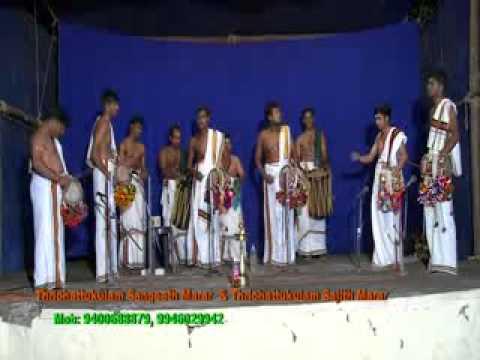 Edakka Thayambaka