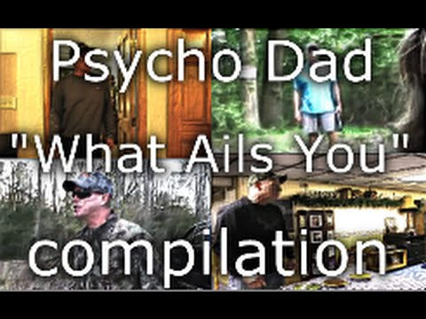 """Psycho Dad """"What Ails You"""" Compilation"""