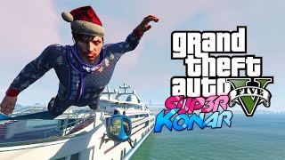 Video GTA 5 online - Best of funny moments #45 (Catapulte, Yacht, Narcos) MP3, 3GP, MP4, WEBM, AVI, FLV Mei 2017