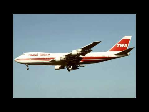 TWA Trans World Boeing 747 Flight 800 Aircraft Crash Into Ocean ATC FAA Audio File Slideshow