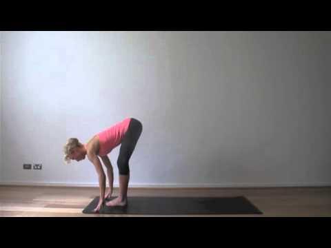 Yoga basics: foundations of a flowing sun salute, week 1