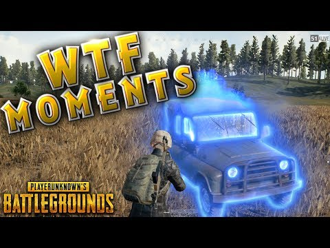 Twitch - A Ghost Car..??  Best PUBG Funny Highlights WTF PUBG Moments - Ep.7 (Playerunknown's Battlegrounds)