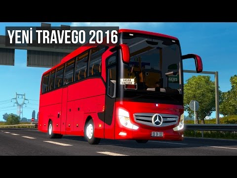 Mercedes Benz New Travego 2016 1.25