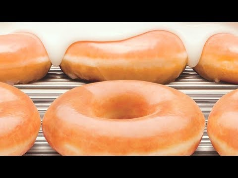 The Truth About What Makes Krispy Kreme Doughnuts So Delicious