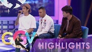 Video GGV: 'Dugtungan Challenge' with Michael Pangilinan, Bugoy Drilon and Daryl Ong MP3, 3GP, MP4, WEBM, AVI, FLV Juli 2018