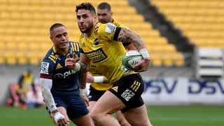 Hurricanes v Highlanders Rd.5 2020 Super rugby Aotearoa video highlights