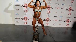 MD Latino TV presenta Adriana Bernal Campeona Absoluta Women's Physique de el Mr. Olympia Amateur Medellin 2017. En Este video Adriana presenta su premiacion...