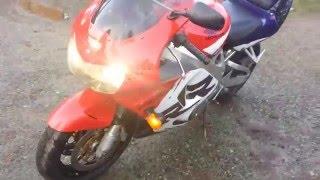8. For sale 1999 Honda CBR 900RR