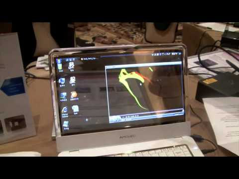 screen - Transparent OLED Screen Notebook http://www.netbooknews.com You'll have to see through it to believe it! This transparent display Samsung Notebook concept de...