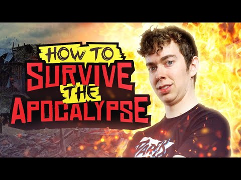 How To Terribly Survive The Apocalypse! | 60 Seconds